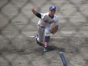 第95回全国高校野球選手権記念石川大会 三回戦 VS翠星