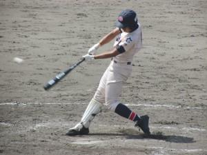 第95回全国高校野球選手権記念石川大会 決勝 VS星稜