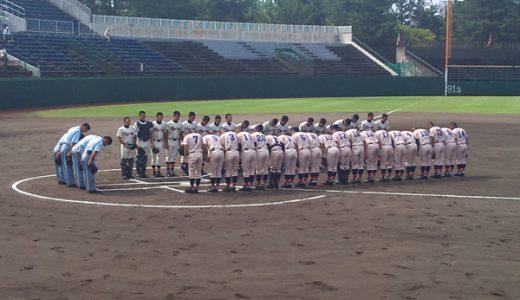 第93回全国高校野球選手権石川大会 三回戦