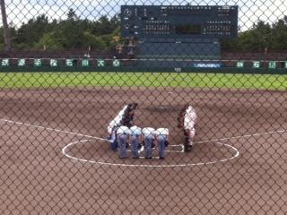第93回全国高校野球選手権石川大会 決勝