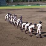 第129回 北信越高校野球石川大会(秋) 準決勝(VS津幡)