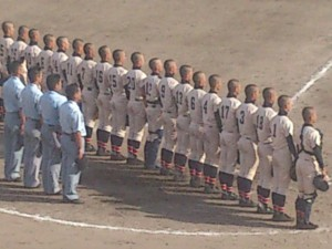 第94回全国高校野球選手権石川大会 二回戦