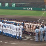第94回全国高校野球選手権石川大会 準々決勝