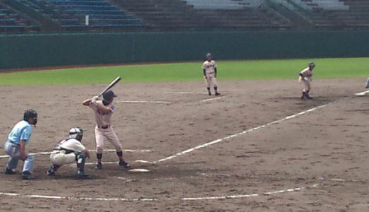 第93回全国高校野球選手権石川大会 二回戦