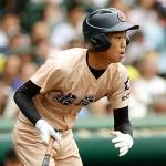 日本学生野球協会の優秀選手に、飯田小次郎選手が選ばれました