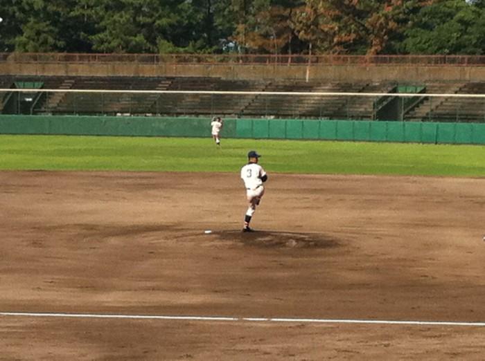 第125回 北信越高校野球石川大会(秋) 三回戦