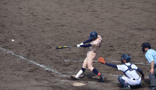 第134回 北信越高校野球石川大会(春) 1回戦 vs小松商