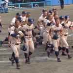 第98回全国高校野球選手権石川大会 準々決勝 vs金沢