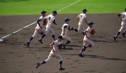 第135回 北信越高校野球石川大会(秋) 準々決勝 VS金沢商