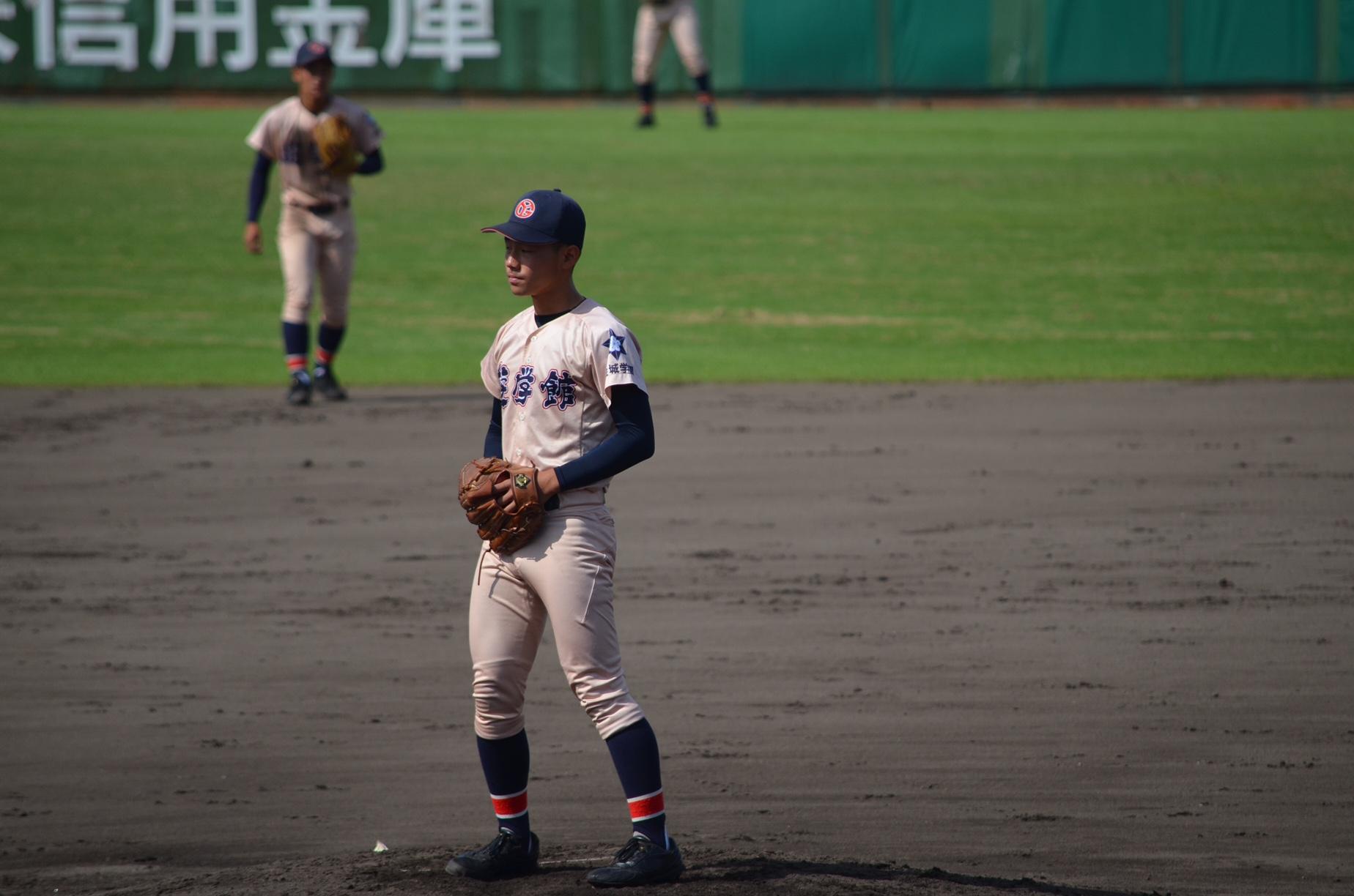 第135回 北信越高校野球石川大会(秋) 第3代表決定戦 VS小松大谷