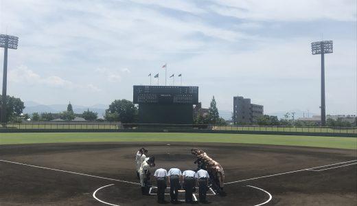 第99回全国高校野球選手権石川大会 1回戦 vs金沢高専