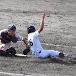 第137回 北信越高校野球石川大会(秋) 3回戦 vs北陸学院