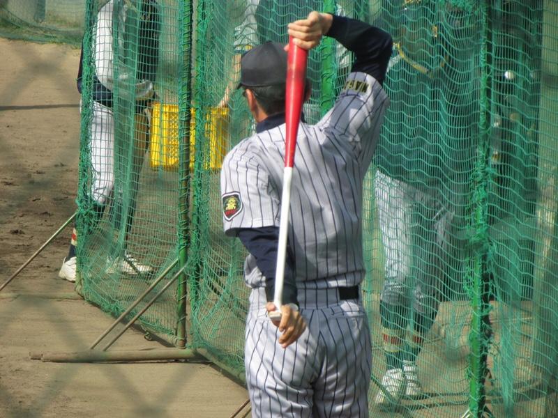 練習試合 vs上田西