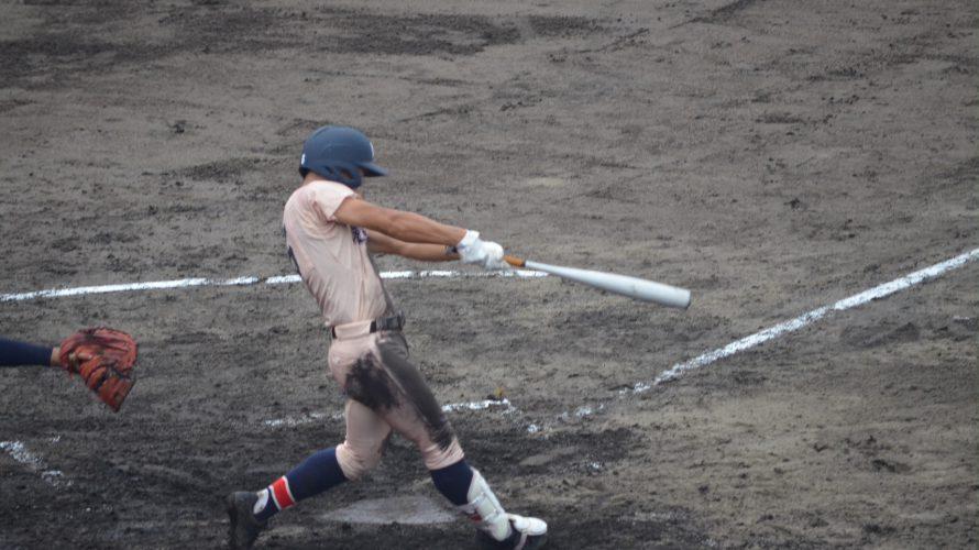 第139回 北信越高校野球石川大会(秋) 2回戦 vs能登