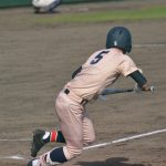 第139回 北信越地区高校野球大会(秋) 1回戦 vs新潟南