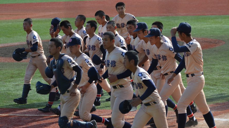 第139回 北信越地区高校野球大会(秋) 2回戦 vs啓新