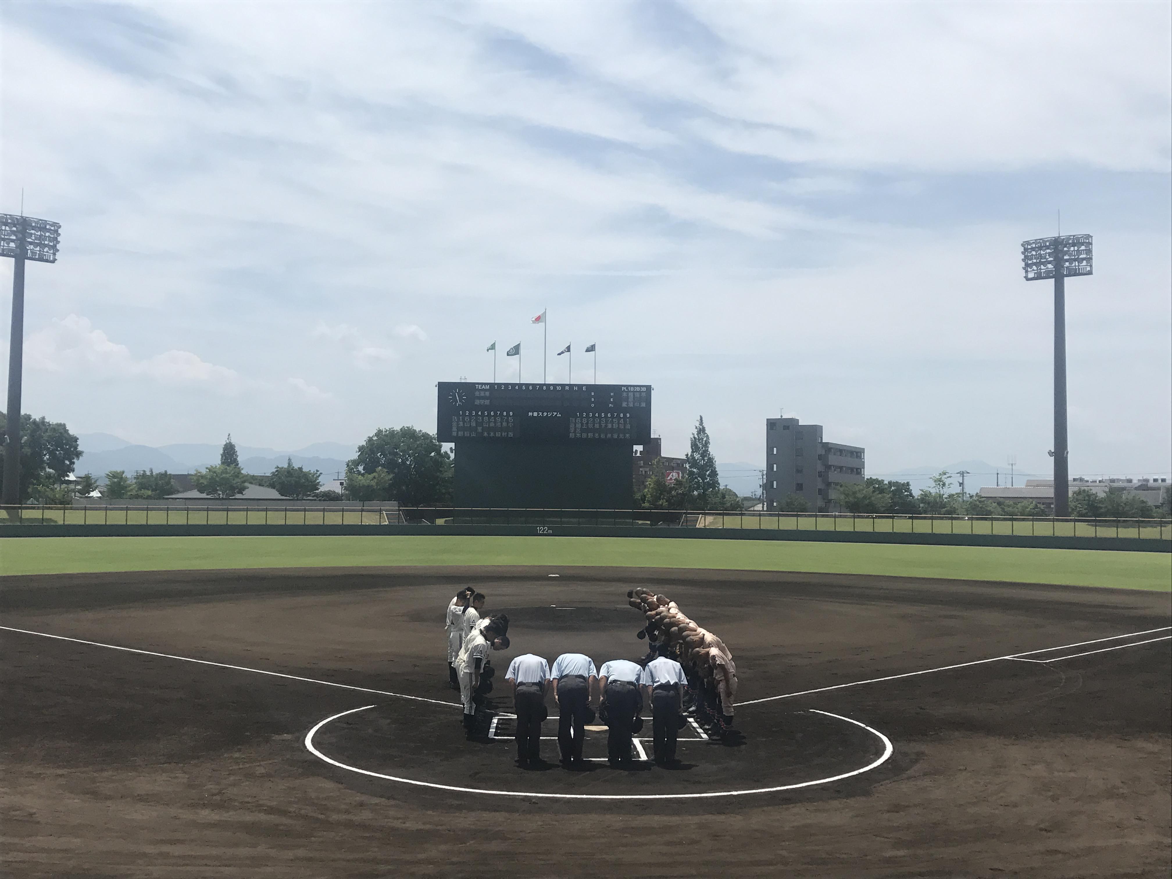 第99回全国高校野球選手権石川大会 1回戦 vs金沢高専 │ 遊学館 ...